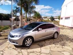 Honda Civic EXS 2013 (Teto Solar)
