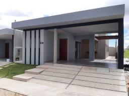 Título do anúncio: Venda de casas com três quartos sendo uma suíte e espaço gourmet - Ecoville 2