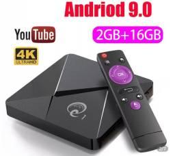 TV BOX SMART TV I-P-T-V & P2P