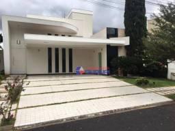 Casa com 4 dormitórios para alugar, 261 m² por R$ 5.400,00/mês - Parque Residencial Damha