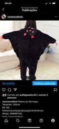 Título do anúncio: Kigurumi de Morcego 100cm 3 anos