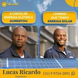 Título do anúncio: Deixa o Sol Pagar seu Consumo Energético - A Tecnosol pode fazer isso para você