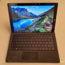 Notebook Ultrabook Surface PRO 3 intel core i7 4650U 8gb ram 256gb SSD e DOCK