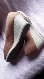Sapatos usado 30 reais