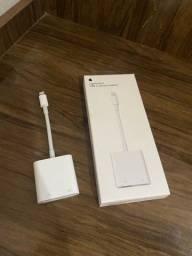 USB 3 Câmera Adapter (iPhone) e (iPad)