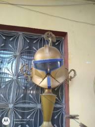 Máscara Star Wars de colecionador muito antiga