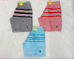 Título do anúncio: 4 Shorts Maurícinho por R$110,00