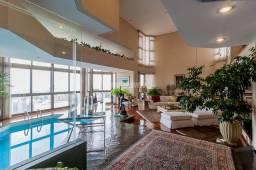 Título do anúncio: Morumbi magnifico apto duplex com piscina na sala, vista deslumbrante