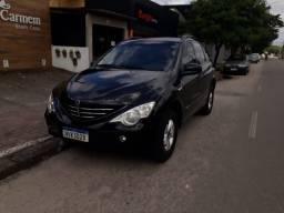 Título do anúncio: Ssangyong Actyon A23 2010/2010 Automática Gasolina