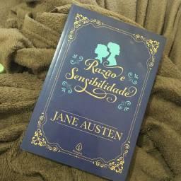 Livro Jane Austen: Razão e Sensibilidade