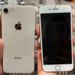 iPhone rose 8