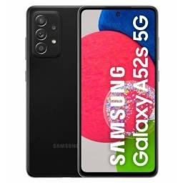Título do anúncio: Galaxy A52S, 5G, 128gb, preto