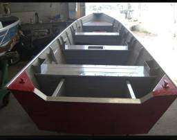 Título do anúncio: Barco Tibagi (aluminio) 6m.