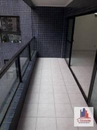 Título do anúncio: 3 dorms, 237 m² por R$ 5.500/mês - Ponta da Praia - Santos/SP