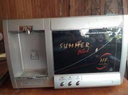 Título do anúncio: Vendo purificador de água marca Summer usado
