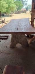 Título do anúncio: Móveis rústicos e mesas
