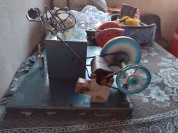 Máquina de enrolar linhas coruja