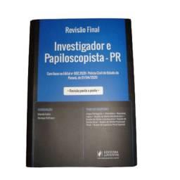 Revisão Final - Investigador e Papiloscopista PC-PR (2020)