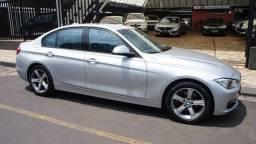 Título do anúncio: BMW 320I Active Flex Prata 2015
