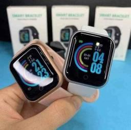 Título do anúncio: Smartwatchs y68 d20 pro novo
