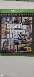 Título do anúncio: GTA 5 Xbox one troco por Red Dead redemption 2