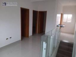 Título do anúncio: Sobrado com 2 dormitórios à venda, 48 m² por R$ 225.000,00 - Tupi - Praia Grande/SP