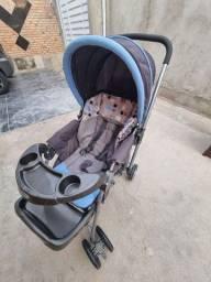 Título do anúncio: Carrinho de Bebê Cosco