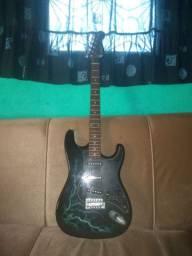 Guitarra Condor Rx20s Stratocaster<br> Edição especial aerografada.<br>