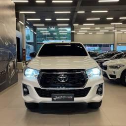 Título do anúncio: Toyota Hilux SR 2.8 DIESEL 2020 10MKm