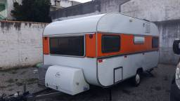 Trailer Turiscar Modelo Brilhante 1978