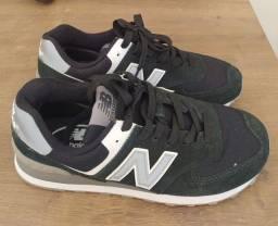 Tênis New balance 574 novo 37