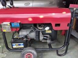Título do anúncio: Gerador Gasolina Original Honda Gx630 12kwa