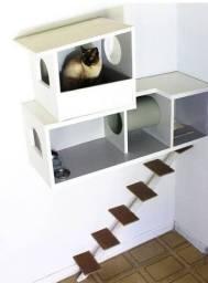 Casa para gatos gatinho