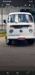 Título do anúncio: Kombi  2002 extra linha 06 Paulista