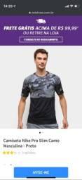 Camisa NIKE Original Dryfit Masculina tamanho P