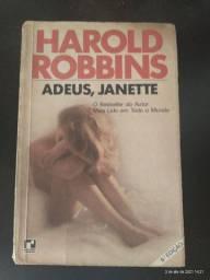 """Livro """"Adeus, Janete"""""""