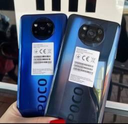 Título do anúncio: (M-TECH) Xiaomi Poco X3 (NFC) 128gb / 8gb de RAM Novos Lacrados - Parcelamos - Entregamos