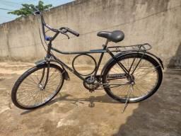 Título do anúncio: Bicicleta monark antiga toda em rolamento