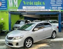 Título do anúncio: Toyota Corolla 1.8 Dual VVT-i GLI (flex) 2013