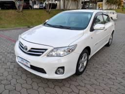 Título do anúncio: Corolla 2.0 XEI Automático 2014 Kit Gás