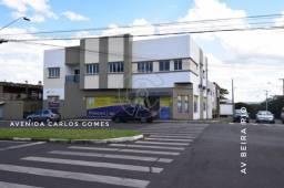 Apartamento para alugar com 1 dormitórios em Jardim itaipu, Foz do iguacu cod:00694.001