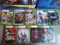Título do anúncio: Jogos Xbox 360