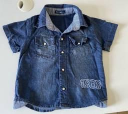 Título do anúncio: Duas camisas infantil (3 anos)