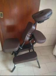 Título do anúncio: Cadeira quik com bolsa para transporte