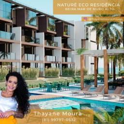 Título do anúncio: *h. Térreo com piscina e jardim no Naturê Eco Residência I 124m² I Muro Alto II 2 vagas