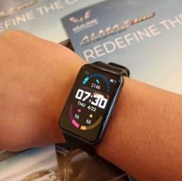 Título do anúncio: Smartwatch Huawei Watch FIT (R$619,99 em 10X sem juros