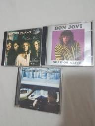 Título do anúncio: Kit CDs Bon Jovi