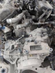 Hyundai santa fé 2009 sucata em peças