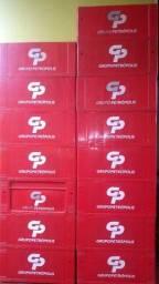 Título do anúncio: Caixa do grupo Petrópolis com vasilhame