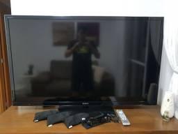 """Título do anúncio: Tv Sony Bravia 55"""" 3D"""